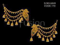 Traditional Bahubali Earrings