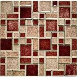 Wall Cladding Mosiac Tiles, Thickness: 6 - 8 mm