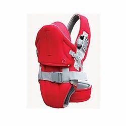 Red Shoulder Baby Carrier