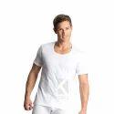 White Cotton Mens Rns Vest, Size(cm): 80 To 95 Cm