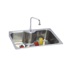 Single Sink with Top Hole