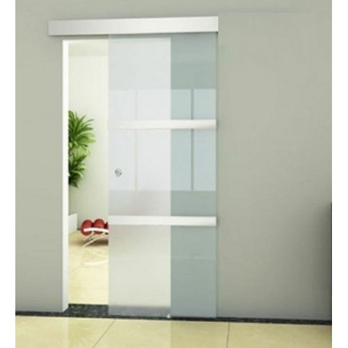 Lss Traders Single Sliding Glass Door For Office Home Interior Rs 160 Square Feet Id 21649774933