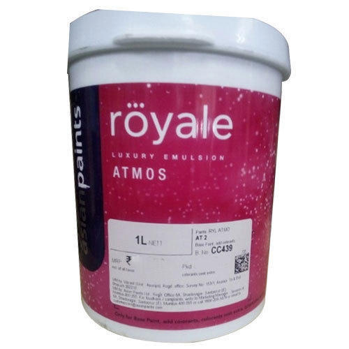 Asian Paints Royale Atmos Luxury Emulsion Paint, Packaging ...