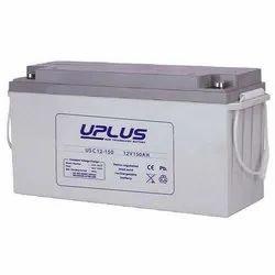 150Ah UPLUS Battery, Warranty: 2 Years