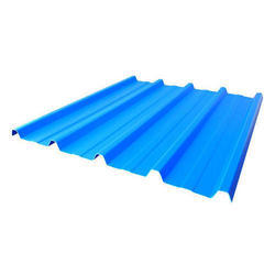 Blue Color Coated Roofing Sheet