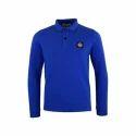 Blue Full Sleeve T Shirt