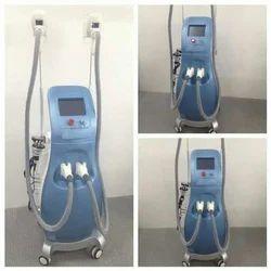 2 Handle Cryolipolysis Slimming Machine
