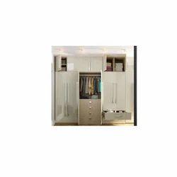 Residential Wooden Wardrobe