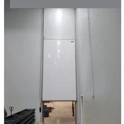 Vertical Lift Cold Room Door