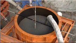 Self Compacting Concrete, Grade Standard: M25-M75
