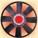 Abs Plastic Fan Blade, Blade Size: 6-8 Inch