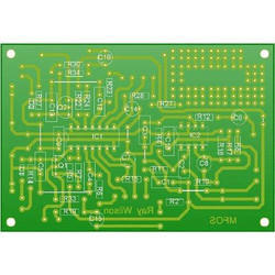 Single Side PCB Circuit