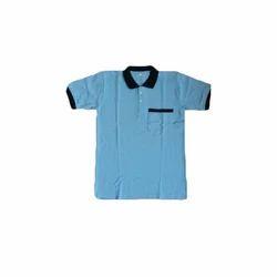 Cotton Collar Sports T-Shirt