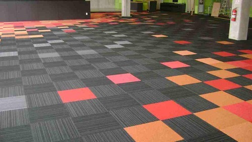 Carpet Tiles Carpet Tile Manufacturer From New Delhi