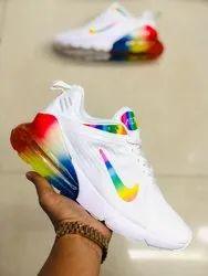 Nike Air27c Rainbow Men Shoes, Size: 7