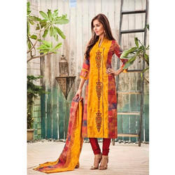 Ladies Silk Suit