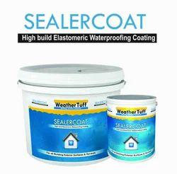 Acrylic Base Waterproofing Coat