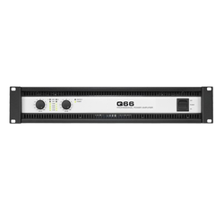 900 W Per Channel Power Amplifier