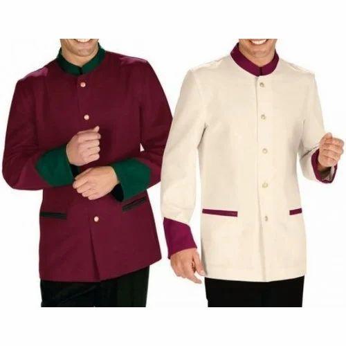 34d59b478d9 Cotton Restaurant Waiter Uniform