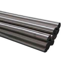 Jindal Stainless Steel Round Bar, Length: Up to 12 m