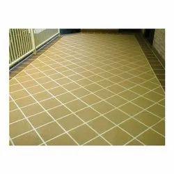 Stenciled Flooring Service