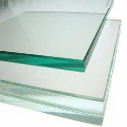 Transparent Toughened Glass