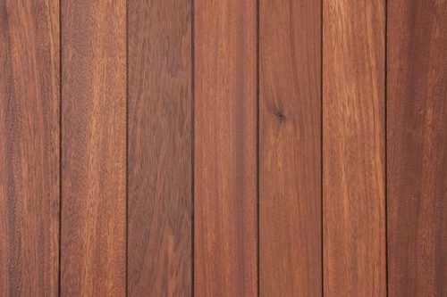 Ipe wood wall brown cladding size feet rs