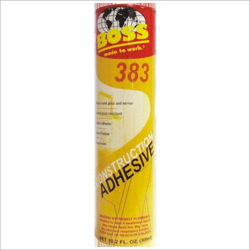 Boss (Rubber Based Sealant)