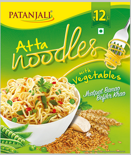 Atta Noodless With Vegetables