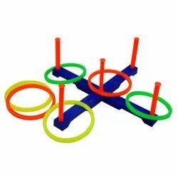 Plastic Ring Toss