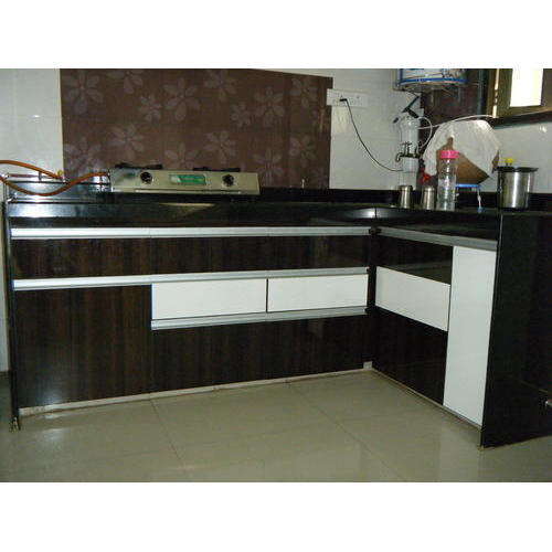 High Gloss Kitchen Cabinet
