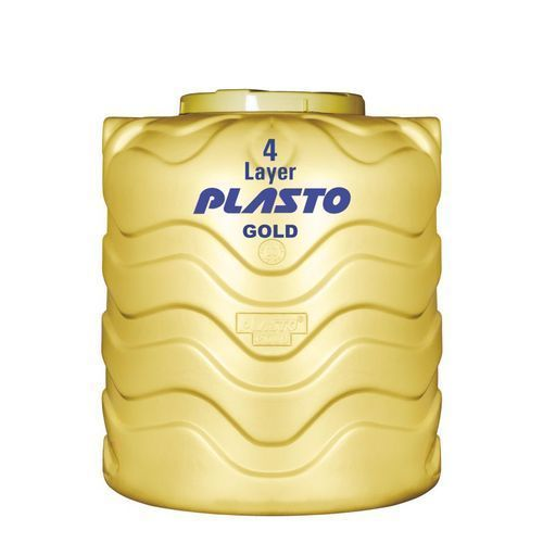 Golden Plastic Water Tanks