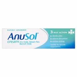 Anusol Cream for Piles & Haemorrhoids- 43g, Non Prescription