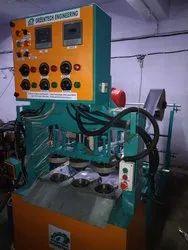 Hydraulic Padiya Making Machine