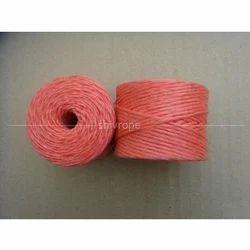 Fibrillated Baler Twine Rope