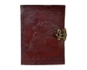 Greenman Leather Embossed Journal