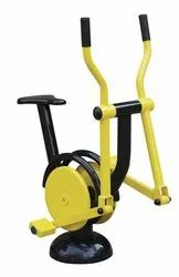 Outdoor Gym Sitting Cycle
