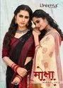 Lifestyle Present Moksha Vol 2 Chanderi Saree With Rich Pallu Concept