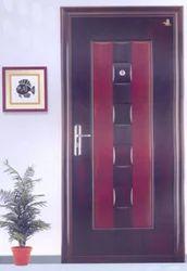 Glo Guard Security Steel Door