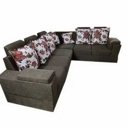Home L Shape Sofa Set