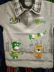 Kids Collar T-Shirt