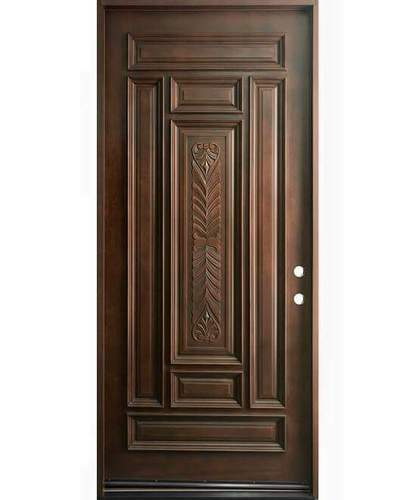 Finished Hinged Single Wooden Door, Rs 20000 /piece