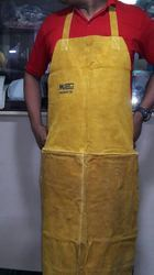 Leather Apron For Welders by MSC
