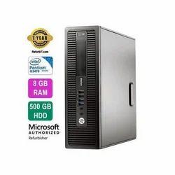 HP ELITEDESK 800 G1 Desktop CPU