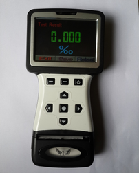 Alcohol Breath Analyzer Inbuilt Printer PT-240P