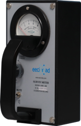 Analogue Radiation Survey Meter