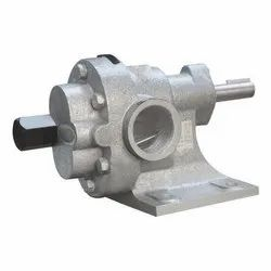 Stainless Steel Single, Phase Rotary Gear Pump, Automation Grade: Automatic, 1.5-185kw