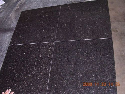 Black Galaxy Granite, 20-25 Mm