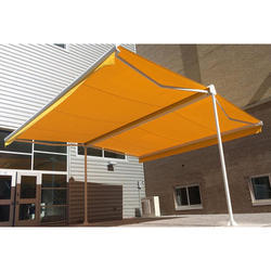 Terrace Retractable Awning
