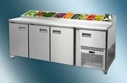 Salad Refrigerated Counter